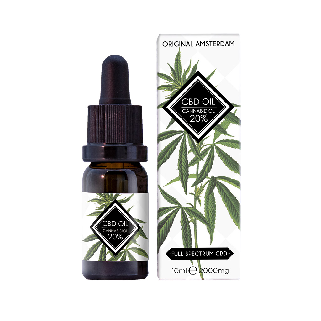 Multitrance 20% CBD (Cannabidiol) Oil (10ml)
