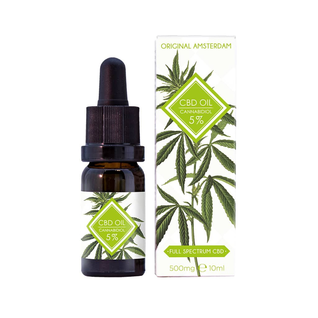 Multitrance 5% CBD (Cannabidiol) Oil (10ml)