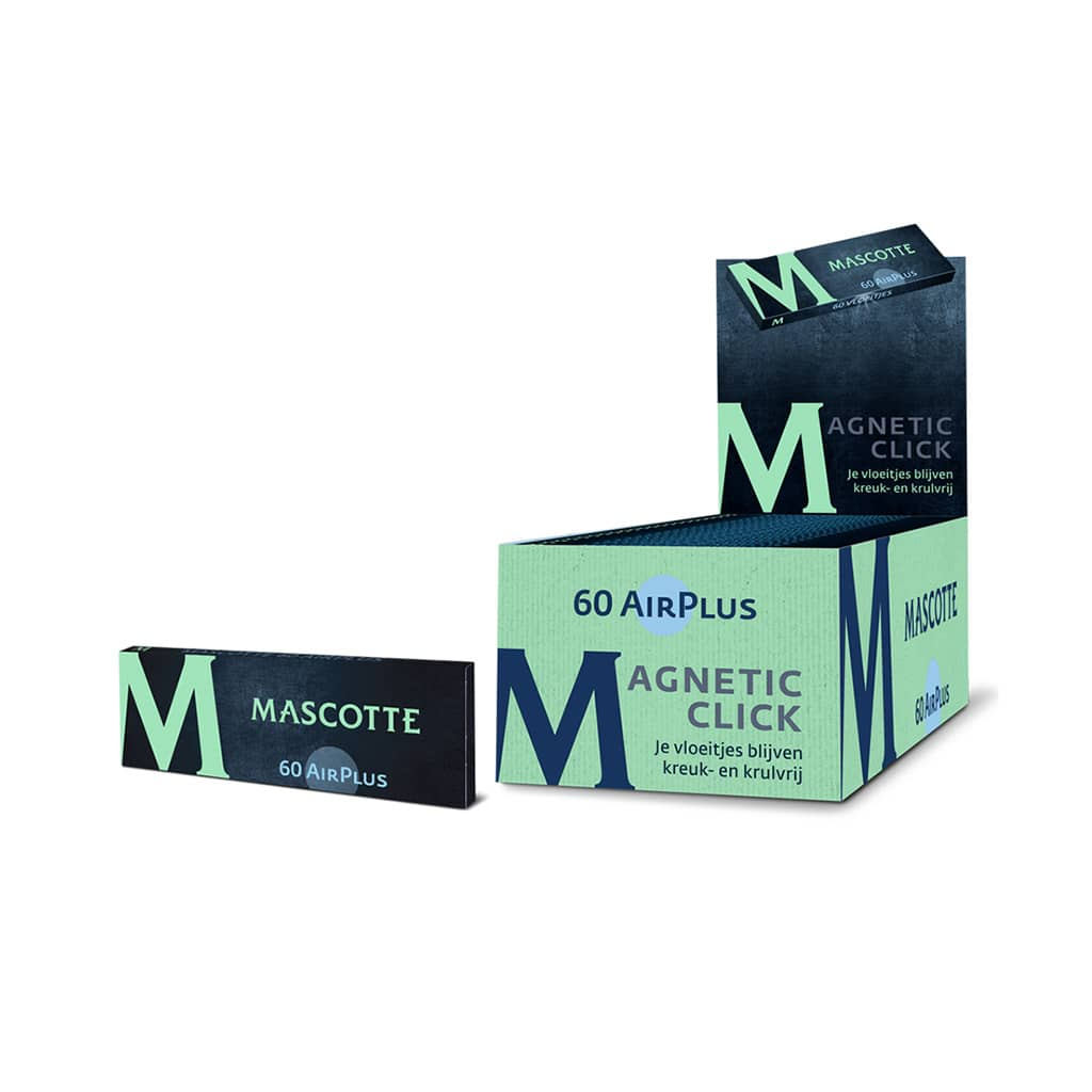 Mascotte 60 AirPlus Rolling Paper
