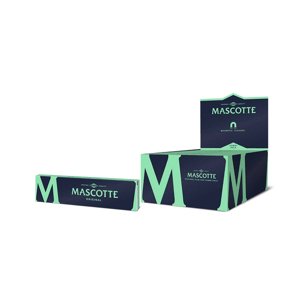 Mascotte Combi Magnetic Closure Rolling Paper