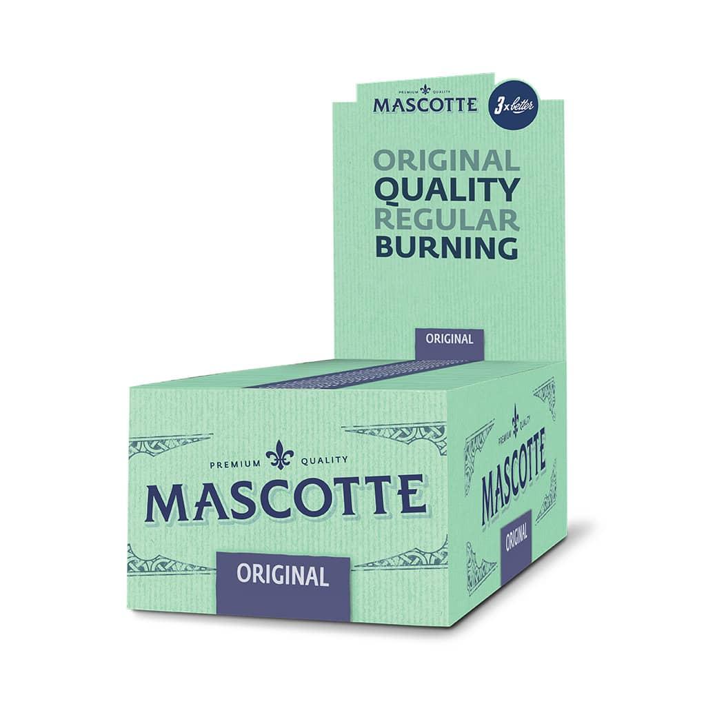 Mascotte Premium Quality Original Rolling Paper