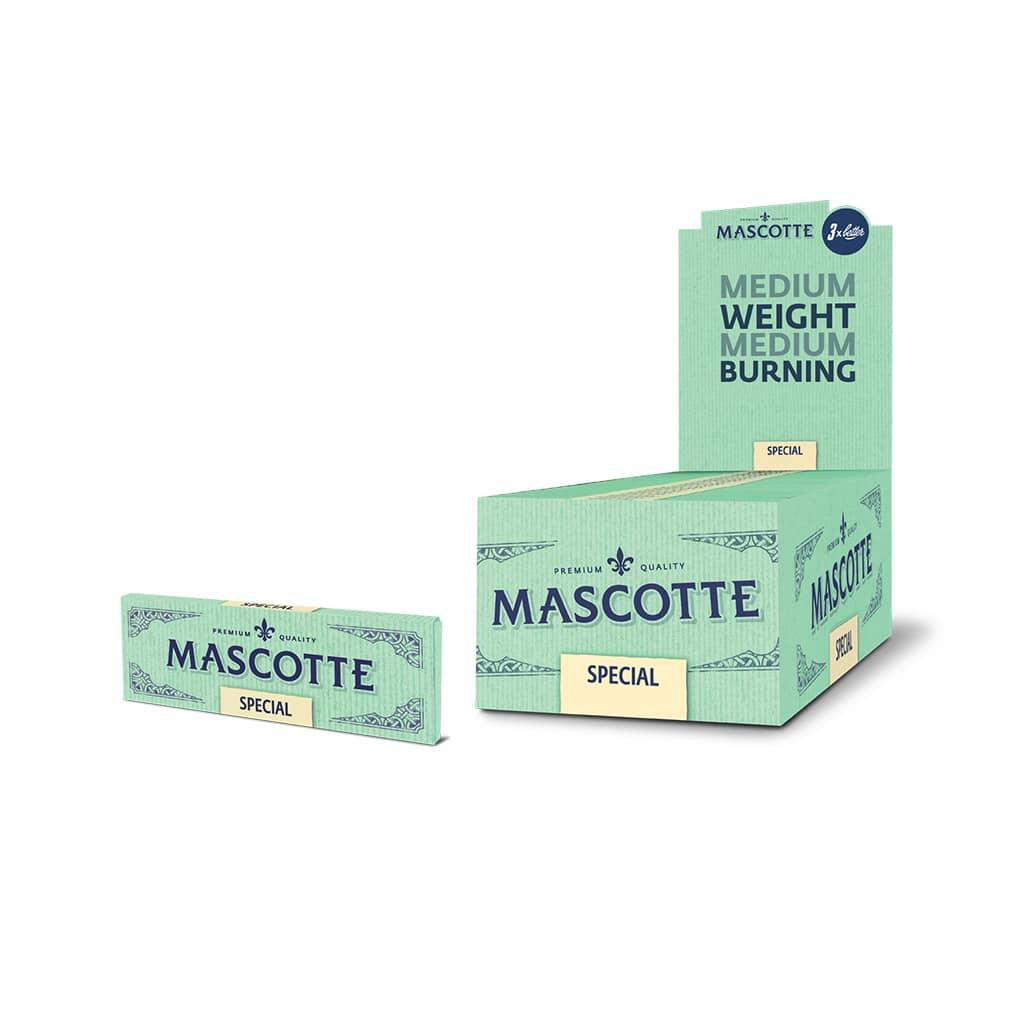 Mascotte Premium Quality Special Rolling Paper