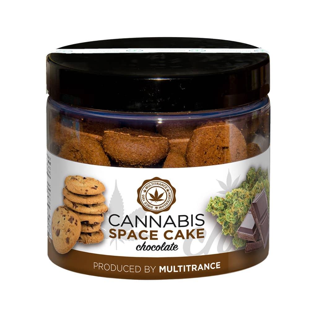 Cannabis Chocolate Space Cakes