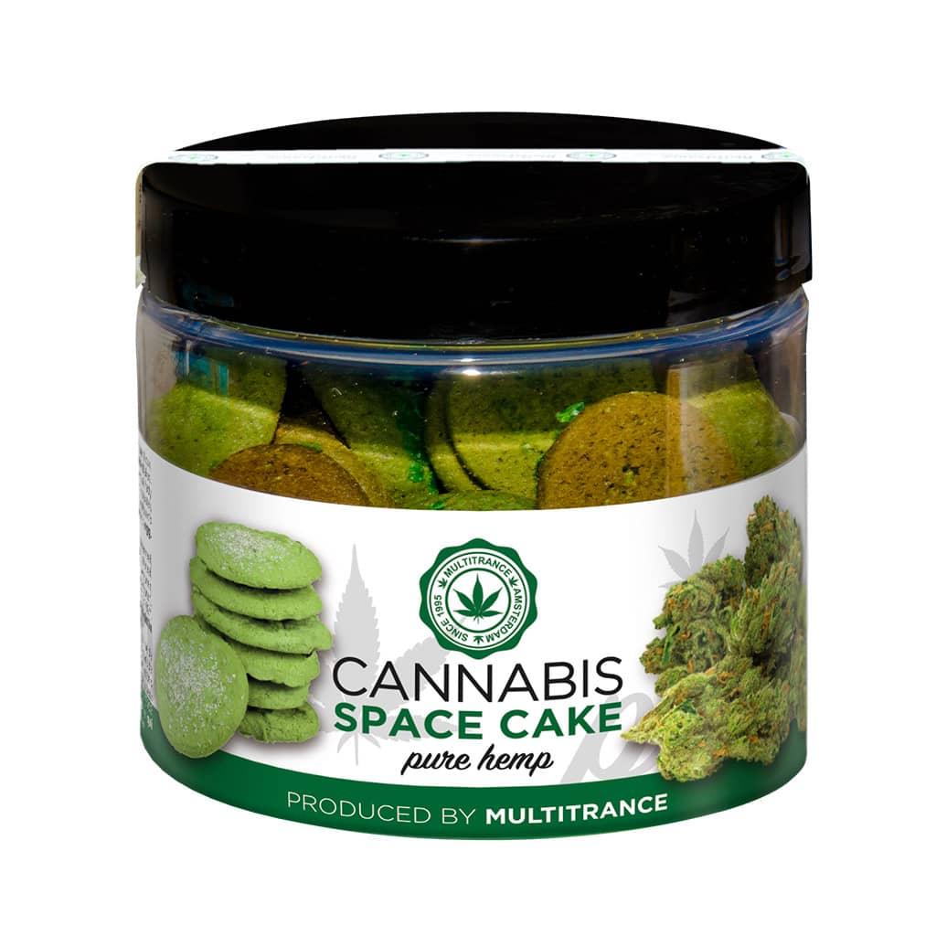 Cannabis Pure Hemp Space Cakes
