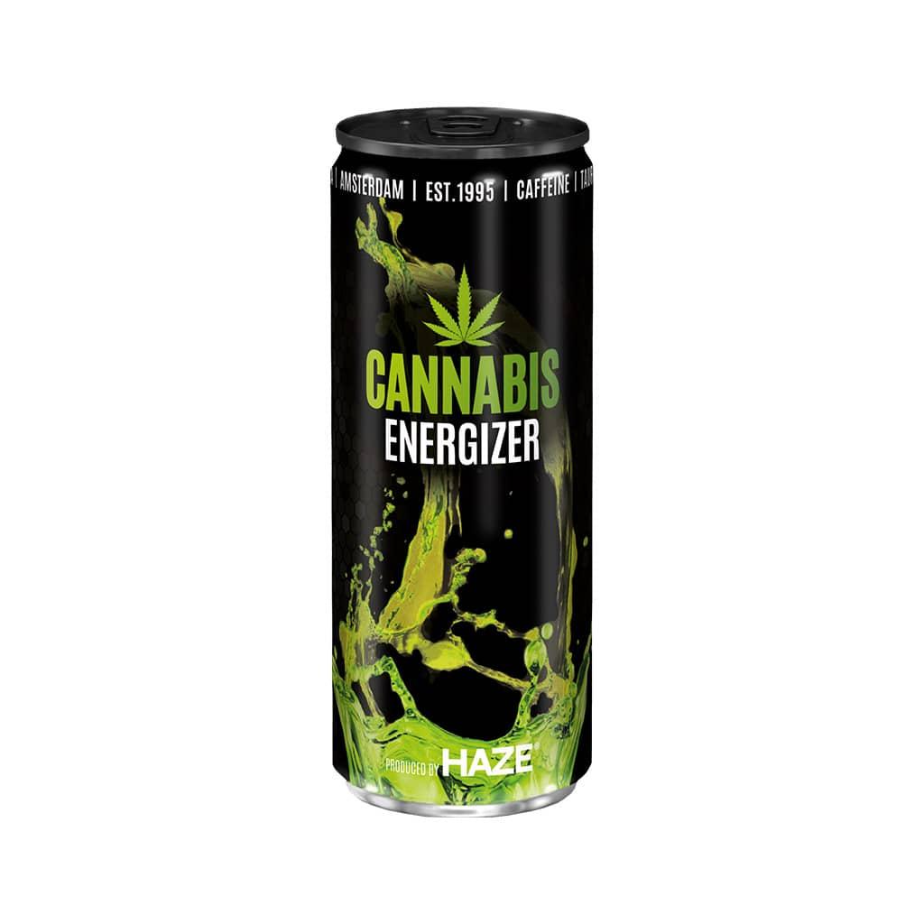 HaZe Flower Power Cannabis Energizer Drink (250ml)
