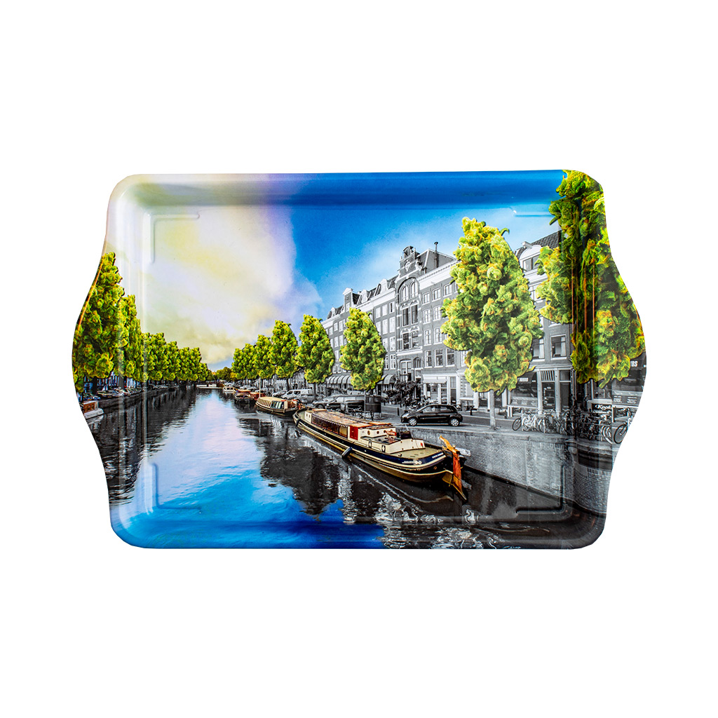 Iconic Canal Rolling Tray