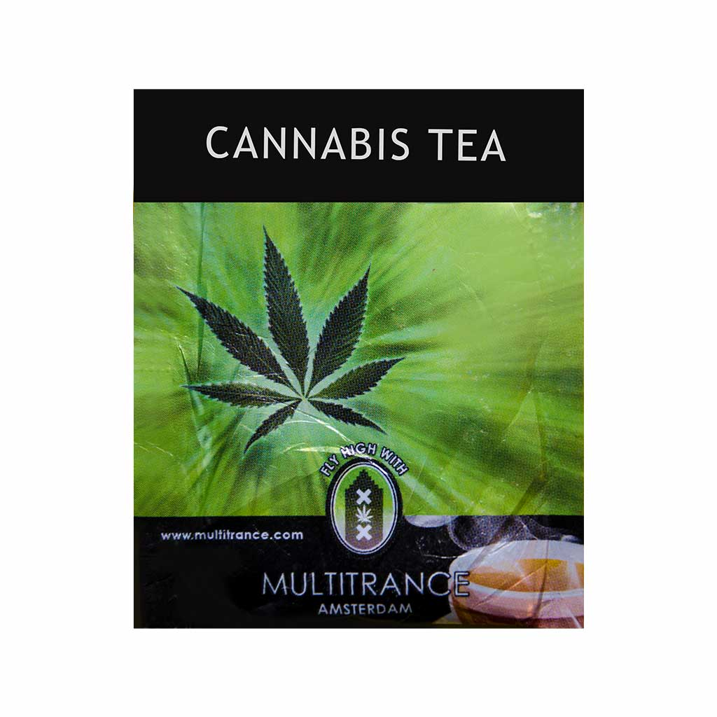 Cannabis White Widow Black Tea (1 Teabag)