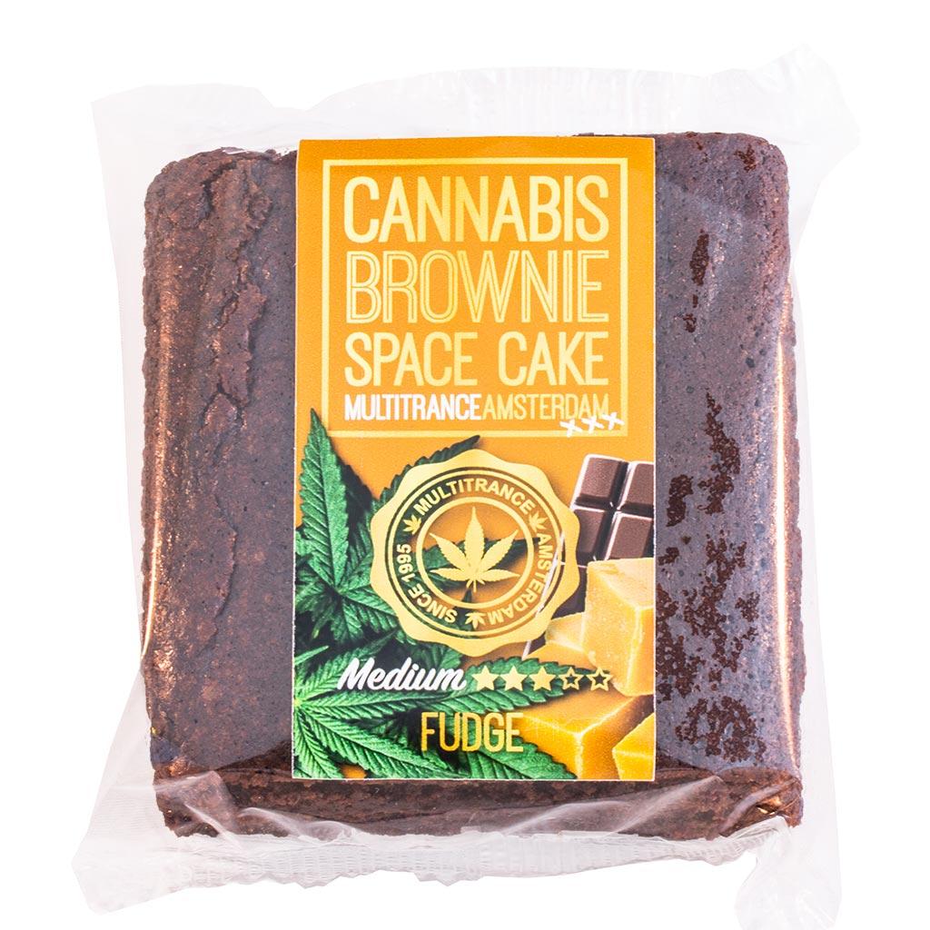 Cannabis Fudge Brownie (Medium Sativa Flavour)