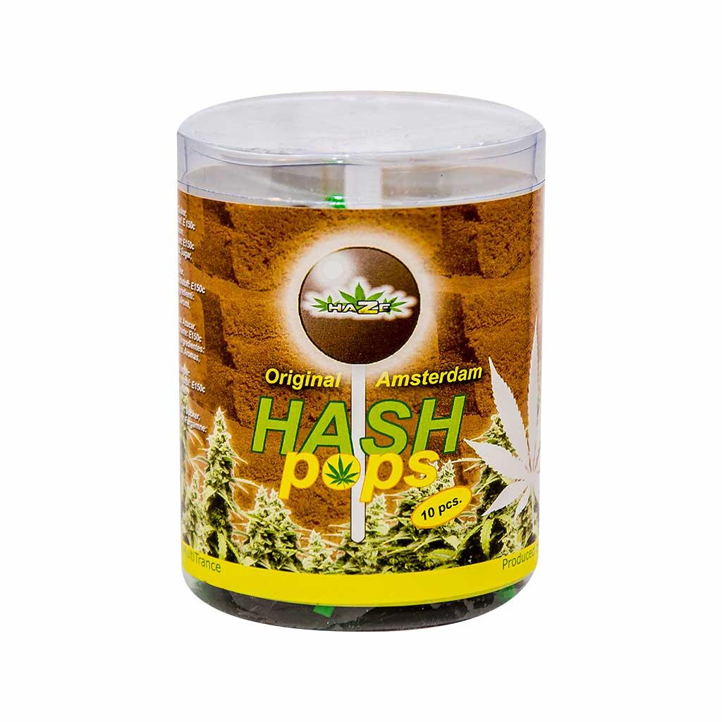 HaZe Hash Pops – Gift Box (10 Lollies)