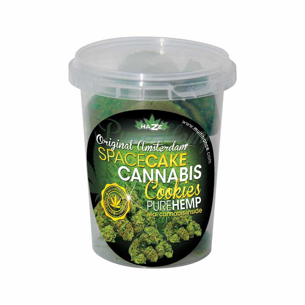 HaZe Cannabis Pure Hemp Cookies