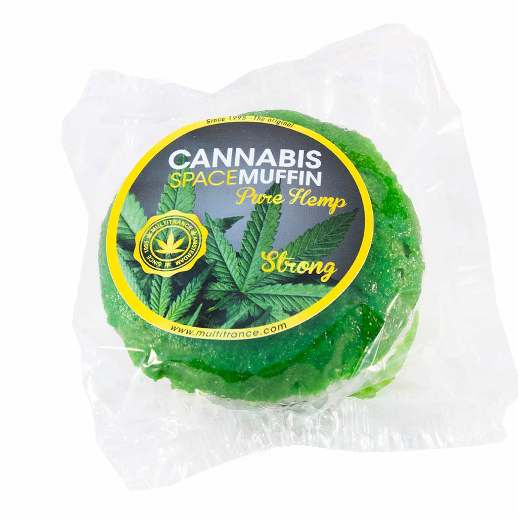 Cannabis Pure Hemp Muffin