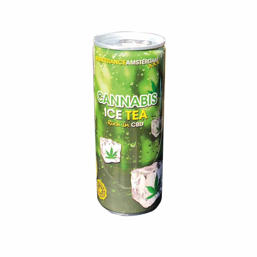 Cannabis Ice Tea Drink (250ml)