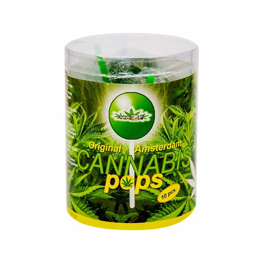 HaZe Cannabis Pops – Gift Box (10 Lollies)