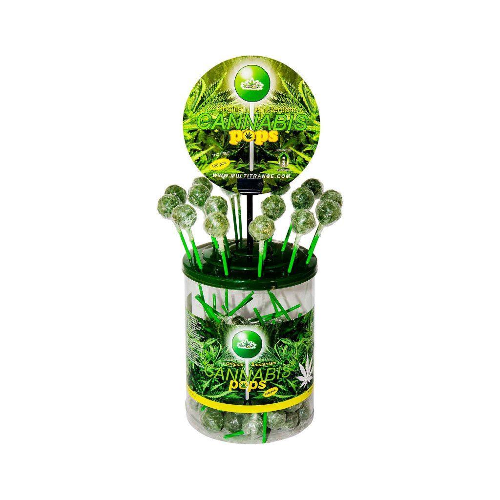 Cannabis Pops Lolly – Singles