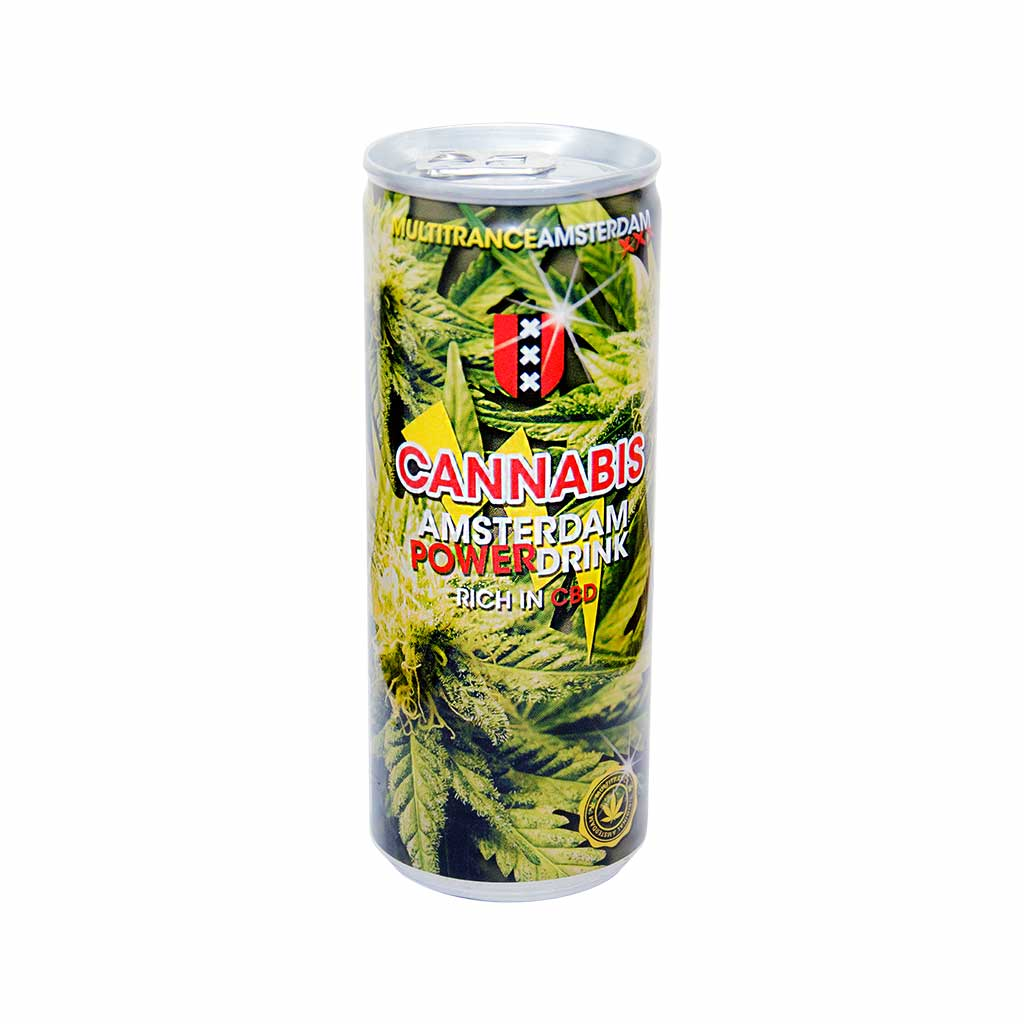 Canna Booster – Cannabis Power Drink (250ml)