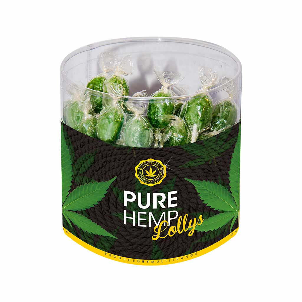 Cannabis Pure Hemp Lolly – Singles