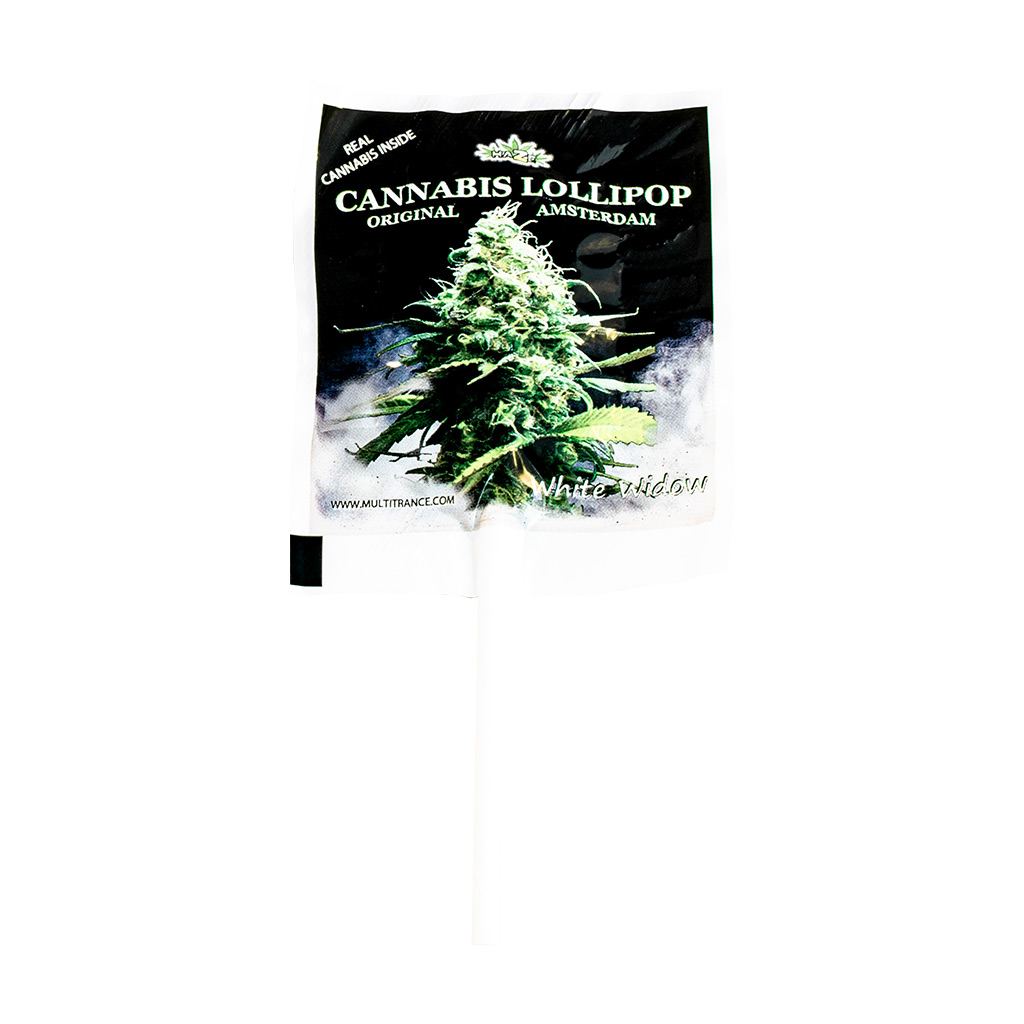 Cannabis White Widow Lollipop – Singles