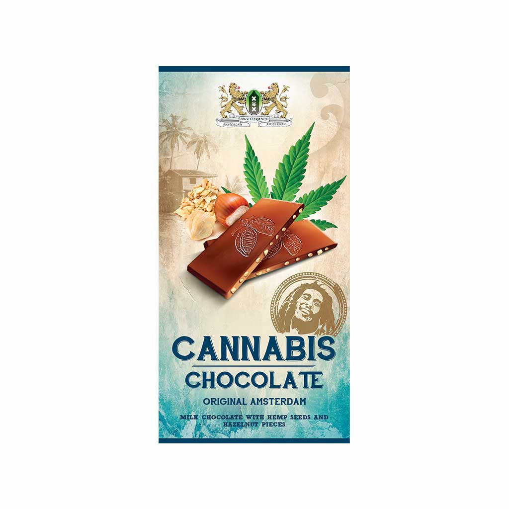 Bob Marley Hemp Milk Chocolate