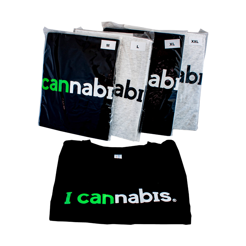 Men's i cannabis T-shirt