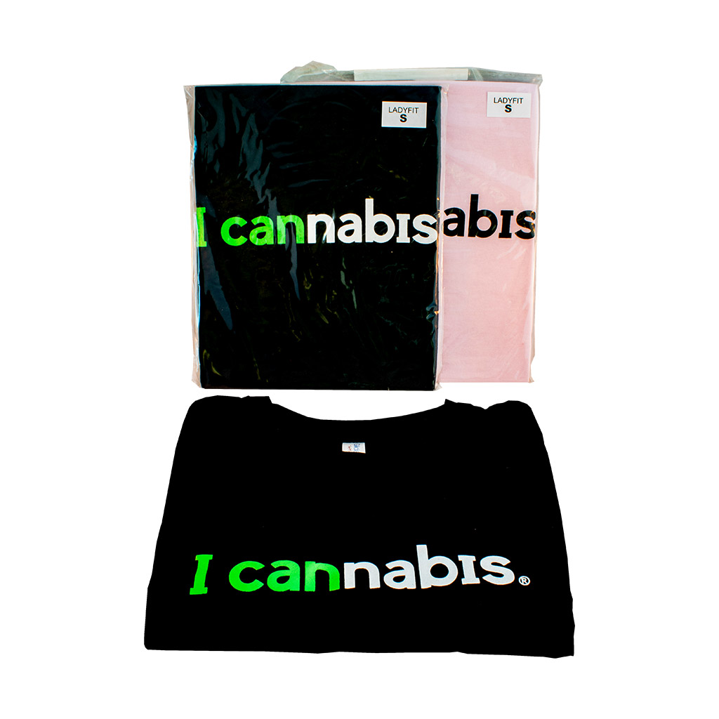 Women's i cannabis T-shirt