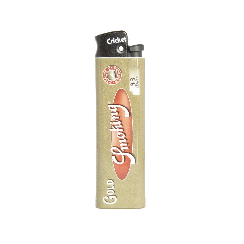 Smoking Gold Lighter