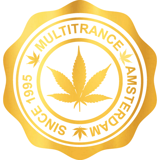 Multitrance manufacturer of CBD edibles logo