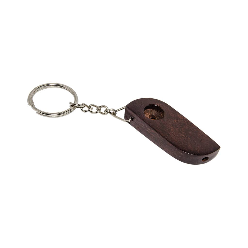 Key Chain Wooden Pipe 1
