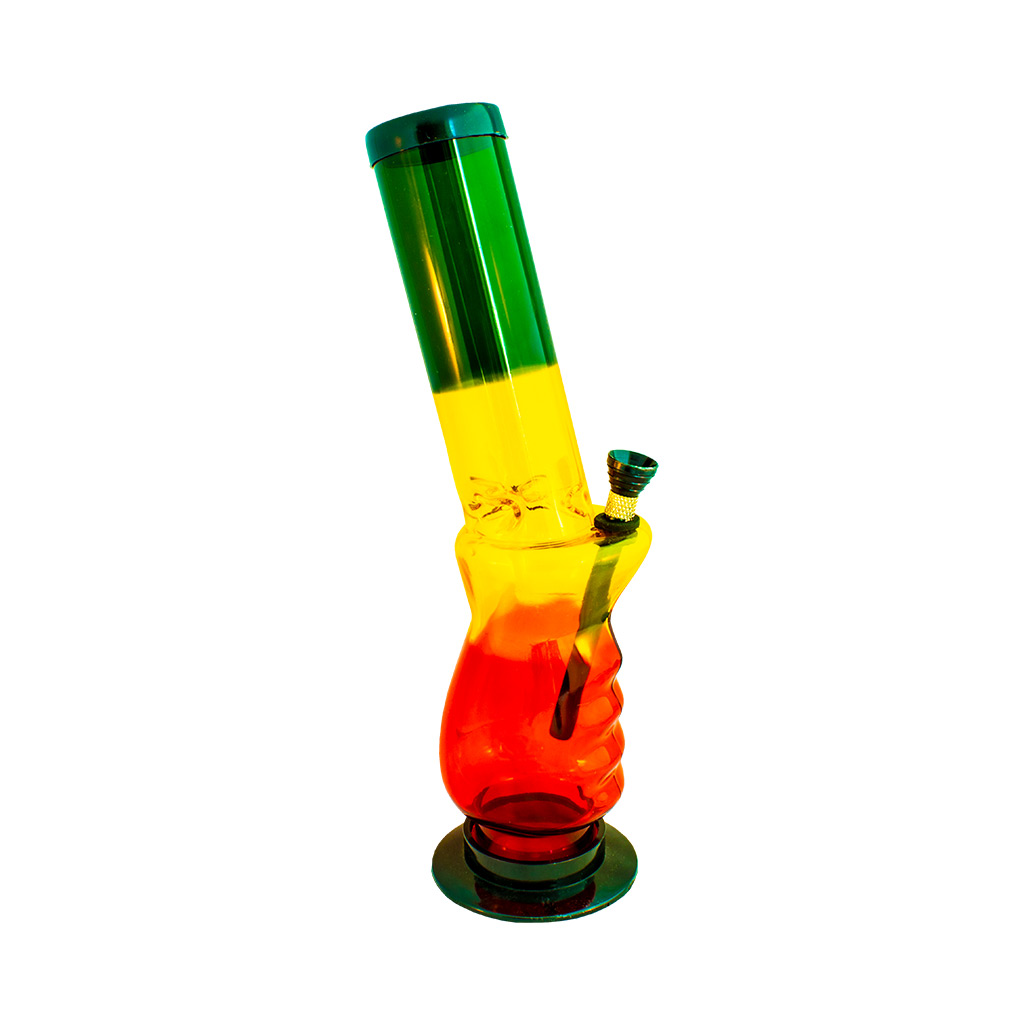 Slanted Acrylic Bongs